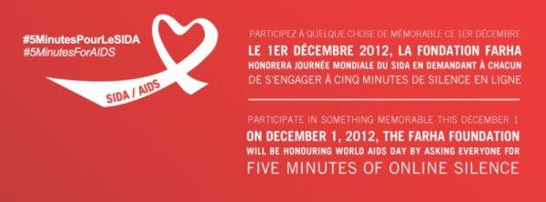 5minutesforAIDS