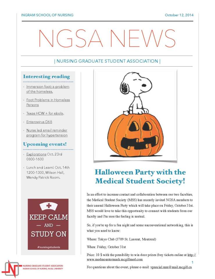 October 12th 2014 Newsletter_Page_1